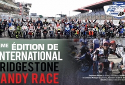 Le Mans: 1^ gara della International Bridgestone Handy Race 2019