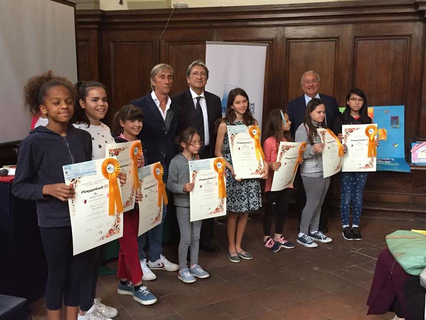Fondazione e Piaggelliadi: consegnate le borse di studio